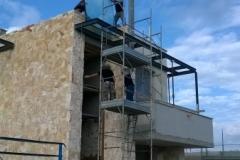 Montaggio vetrate isolanti - Provincia di Bologna