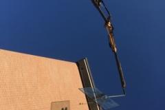 Montaggio con ventosa - Bologna