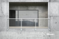 Balaustre alluminio Olimpia - Slim